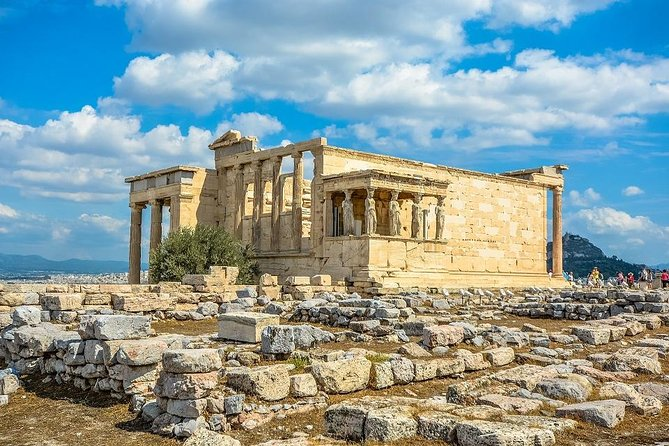 Recorrido privado: Puntos de interés de la ciudad de Atenas, incluida la Acrópolis de Atenas, Atenas, GRECIA