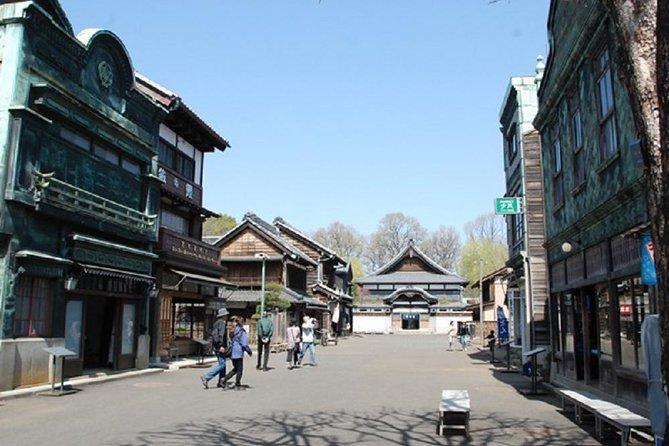 Excursión al Museo Ghibli de Tokio y recorrido de acercamiento al cine con almuerzo incluido, Tokyo, JAPON
