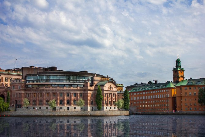 Private Departure Transfer from Stockholm City to Arlanda Airport, Estocolmo, SUECIA