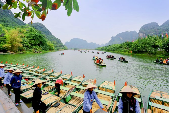 Ninh Binh: Bai Dinh Pagoda - Trang An Ecotourism complex 1 day, Hanoi, VIETNAM