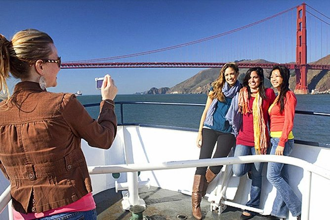 Visita turística a Muir Woods y Sausalito más crucero por la Bahía, San Francisco, CA, ESTADOS UNIDOS