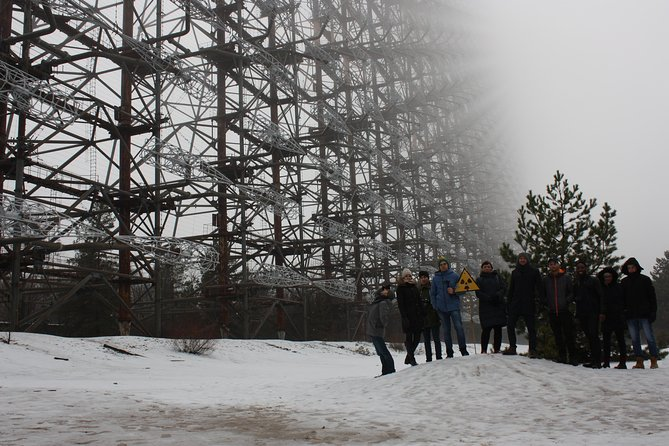 Full-Day Guided Tour to Chernobyl Exclusion Zone 1 from Kyiv, Kiev, UCRANIA