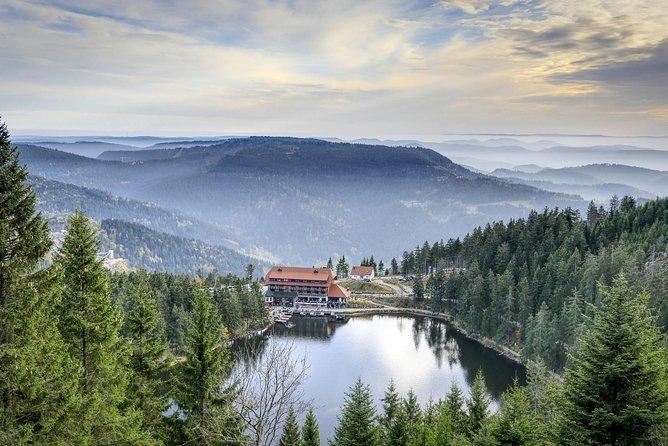 Black Forest & Autobahn | Porsche & Mercedes Museum - 690 KM Self-Drive Tour, Zurich, Switzerland