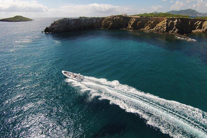 Full Day Boat Trip, Ibiza, ESPAÑA