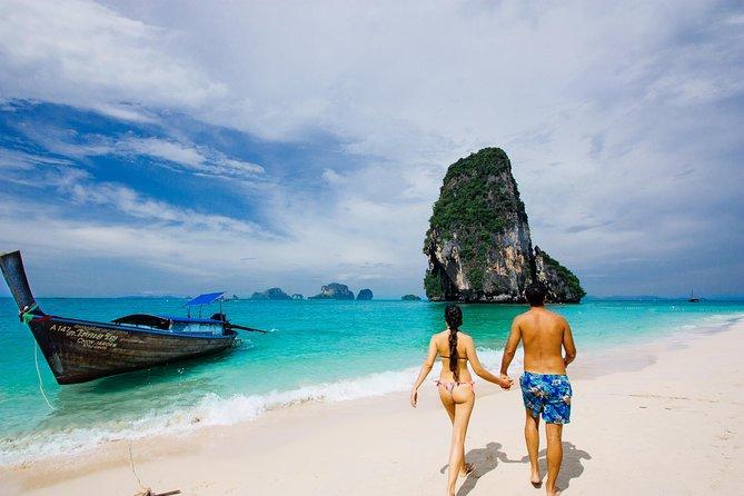 4 islands of Krabi Premium Speedboat full day tour, Krabi, Tailândia