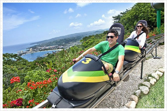 Mystic Mountain Private Tour, Runaway Bay, JAMAICA