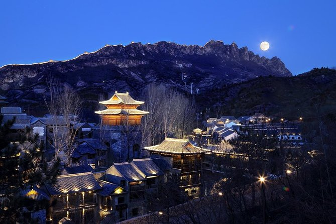 In this private Beijing day tour, you will walk on the most original and intact section of Great Wall around Beijing, Jinshanling. After that, visit Gubei Watertown and enjoy sunset on Simatai Great Wall. Cabe car and quality dinner with Great view is also included.