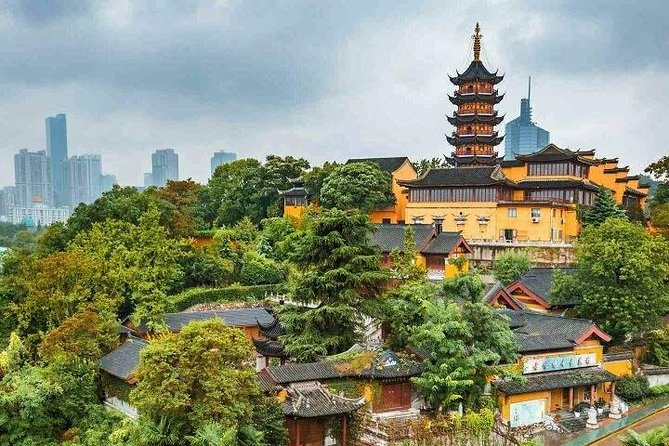 Private Flexible Nanjing City Day Trip from Shanghai by Bullet Train, Shanghai, CHINA
