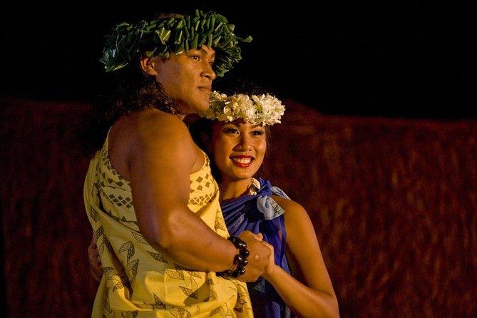 Luau a la puesta del sol en Kaanapali, Maui, Maui, HI, ESTADOS UNIDOS