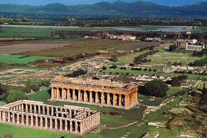 Paestum Greek Ruins, Napoles, Itália