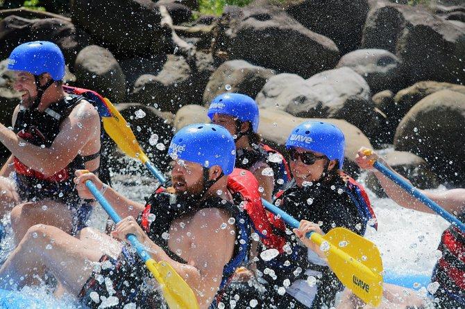 White Water River Rafting Class II-III from La Fortuna-Arenal, Praia Hermosa, Costa Rica