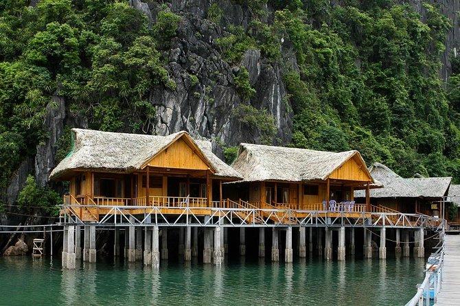MÁS FOTOS, Luxury Cruise & Peaceful Resort in Halong Bay (1 Night Boat & 1 Night Bungalow)
