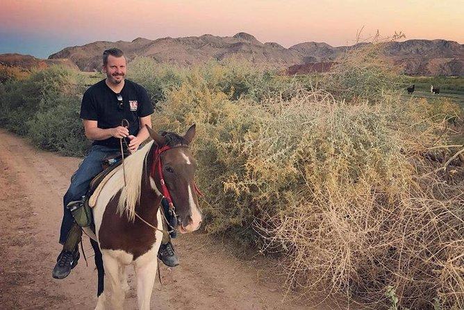 Wild West Sunset Horseback Ride with Dinner, Las Vegas, NV, ESTADOS UNIDOS