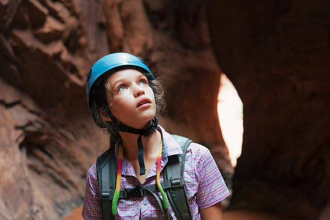 Discover beautiful water-carved canyons on this 4-hour Moab adventure. These amazing routes are inaccessible without technical skills, and your guide will back up every rappel on a separate safety system to accommodate any traveler with a sense of adventure.