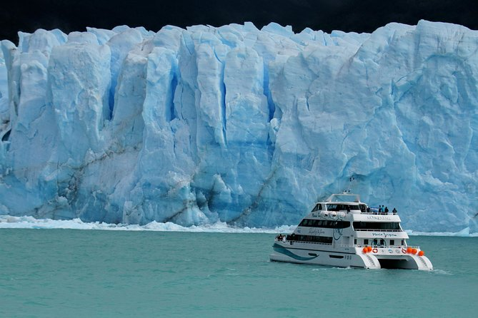 Full day sightseeing on the María Turquesa cruise, El Calafate, ARGENTINA