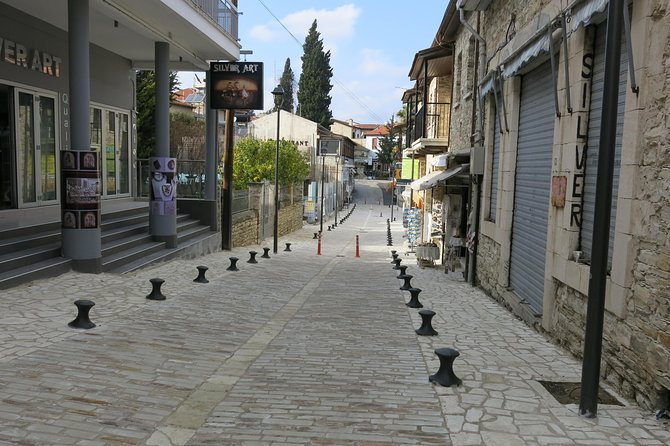 Wednesdays - Village Venture: Troodos Mountains Food & Wine Small Group Day Tour, Larnaca, CHIPRE