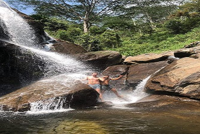 kandy waterfalls Hunters, Kandy, Sri Lanka