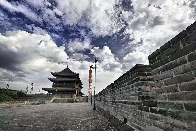 Xi'an Private Tour: Terracotta Warriors and Ancient City Wall Bike Tour, Sian, CHINA