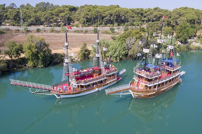 MÁS FOTOS, Manavgat River Cruise & Waterfall & Bazaar Visit