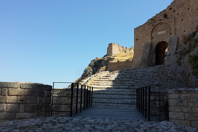 Ancient Corinth Private Tour from Corinth, ,