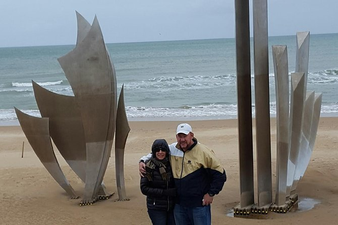 Private Tour: D-Day Beaches from Le Havre US Tour, El Havre, FRANCIA