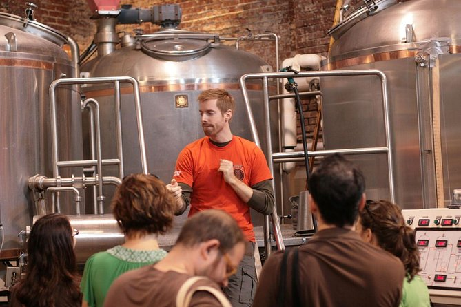 Discover the ultra-stylish craft beer scene of Brooklyn on this NYC beer tour that not only samples delicious brews, but teaches you fun facts about them, too! Take a stroll with a local to discover the who, what, where, and when of the history of NYC and Brooklyn beer, from the breweries of the 19thcentury to the biggest beer buffs in town today. Cheers to that!