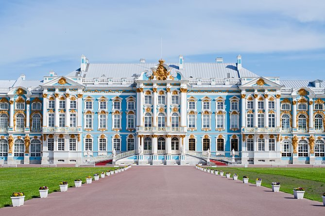 Pushkin & Catherine Palace ( Amber Room ) in 1 day, San Petersburgo, RÚSSIA