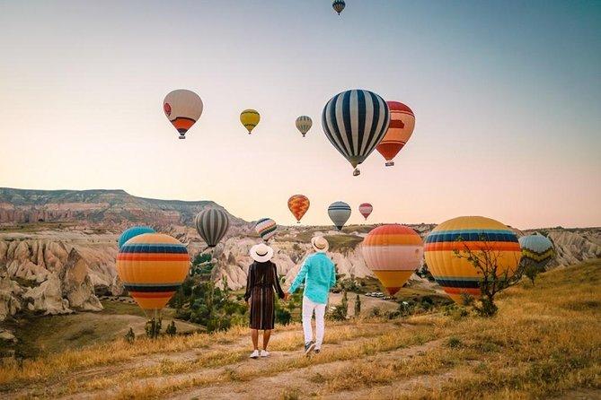 Cappadocia Balloon Ride with Breakfast and Champagne, Goreme, TURQUIA
