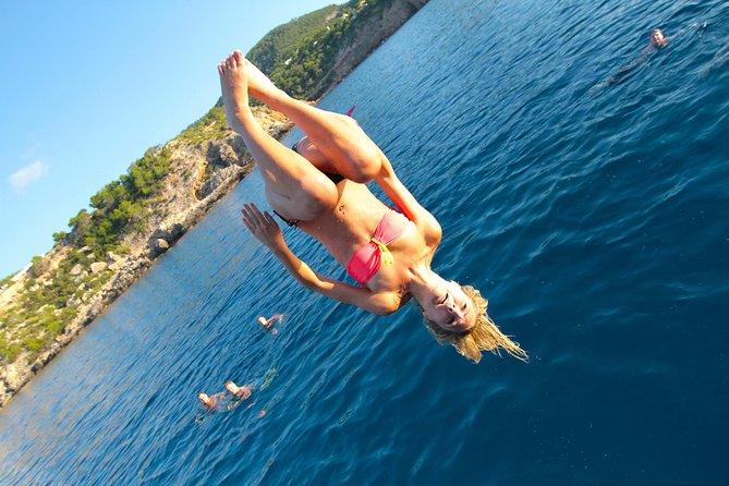 Crucero en Capitán Nemo a Es Vedra, Ibiza, ESPAÑA