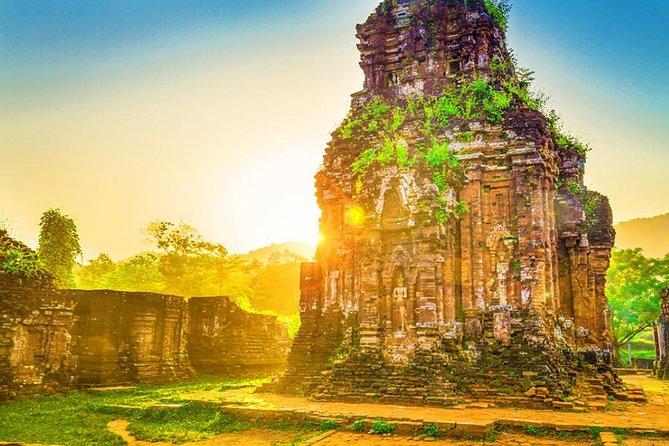 Sunrise My Son Sanctuary Private Tour (Oriental Colours Travel Company), Hoi An, VIETNAM