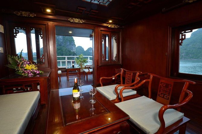 Halong Bay 2-day Royal Palace Cruise, Halong Bay, VIETNAM