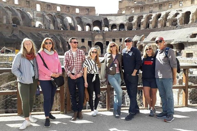 Explore the wonders of Ancient Rome on a pleasant tour, with a great local guide. Visit the Colosseum, Roman Forum and Palatine Hill with a small group of max 8 people. This tour is family-friendly and kids under 6 can attend for free. Also, children under 18 have special discounts. Skip-the-line tickets are included for everybody!
