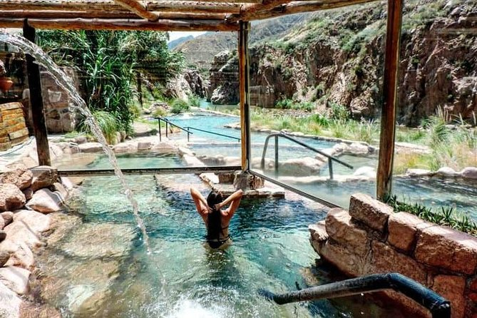 Spa day in Termas de Cacheuta with transfers from Mendoza, Mendoza, ARGENTINA