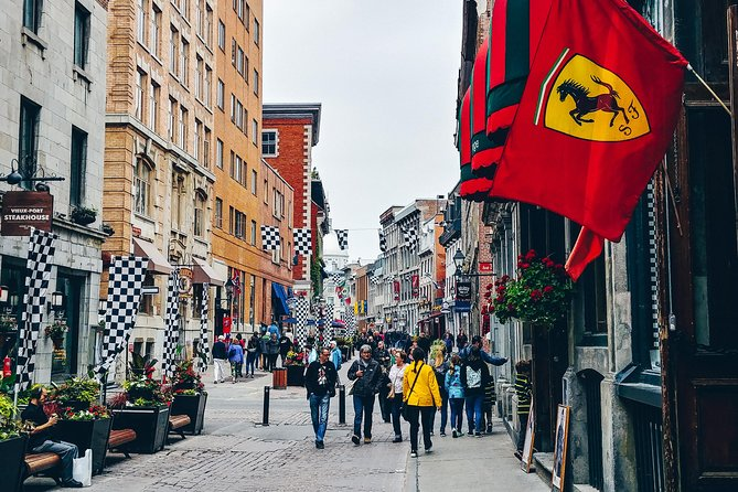 Explore Old Montreal + Notre-Dame Basilica - Small Group Walking Tour, Montreal, CANADA