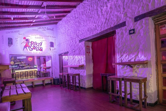 Book a Table at Crazy Salsa Bar, Cartagena de Indias, COLOMBIA