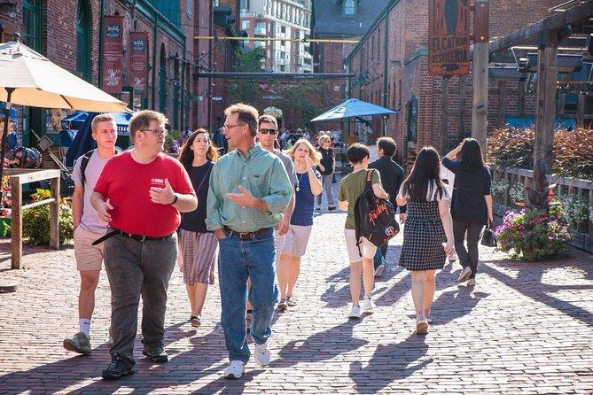 Recorrido de la cerveza para grupos pequeños por Toronto, Toronto, CANADA