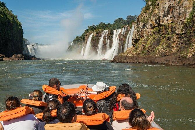 MÁS FOTOS, Cataratas Brasileñas + Paseo en Barco Macuco Safari