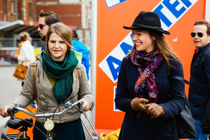 Tour de Introducción de 90 Minutos por Ámsterdam, Amsterdam, HOLANDA