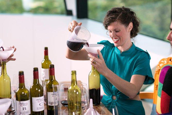 d'Arenberg McLaren Vale: Make Your Own Wine, McLaren Vale, AUSTRALIA