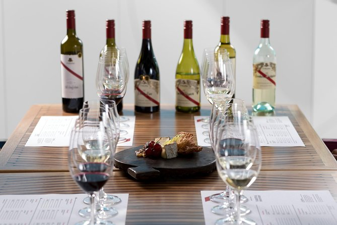 d'Arenberg McLaren Vale: Varietal Discovery and Cheese Tasting Plate, McLaren Vale, AUSTRALIA