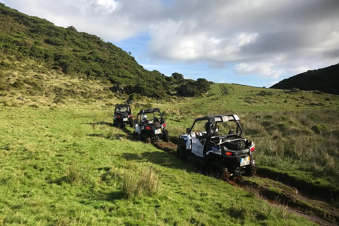 West side off-road tour, Terceira, PORTUGAL