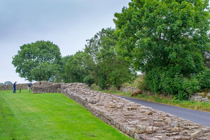 The Hadrian's Wall tour travels out of the Lake District for the day and up to the Scottish Borders. The main focus of the day is the Wall of which we travel along viewing its remains of turrets, mile castles and forts.During your day you will have time to enjoy the Roman Army Museum, exploring the history of the Romans and learning what it was like to work on the 'Wall'. A highlight of the tour is Vindolanda, a Roman settlement; one of Europe's largestexcavation sites and is still being worked on today.