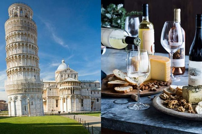 This tour represent the really life in Tuscany. Visit Pisa and admire the Leaning Tower. Visit the most famous Pasta Factory in the area and show the pasta production. Visit a small medium winery in the Chianti area and taste a range of very good wines (red and white) paired with local food in a Light Lunch