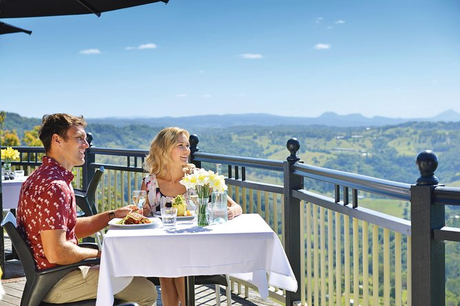 Today is a day to explore the amazing Sunshine Coast Hinterland Region. View the ancient volcanic peaks of the Glass House Mountains, walk through the lush rainforests, take in the breathtaking scenery - lose yourself in the natural beauty and serenity of the Sunshine Coast Hinterland.<br><br>Book this bestselling Sunshine Coast hinterland day tour to walk through an enchanting rainforest, see stunning views of the national heritage-listed Glass House Mountains, stop at two stunning scenic lookouts, enjoy free time in the hinterland village of Montville and enjoy a gourmet lunch to taste some finest Sunshine Coast local produce.