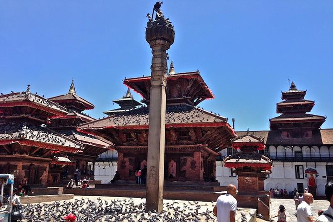 Kathmandu Sightseeing Tour by Private Vehicle, Katmandu, NEPAL