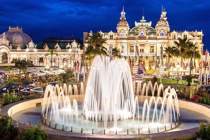 Viagem diurna à Riviera Francesa saindo de Nice, Niza, França