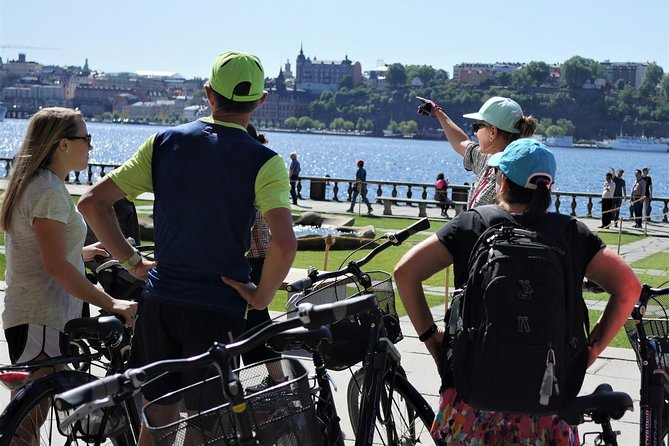 Stockholm Small Group Bike Tour, Estocolmo, SUECIA