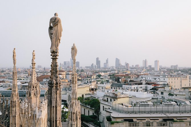 Skip-the-line Duomo Tour with Rooftop Access, Milan, ITALIA