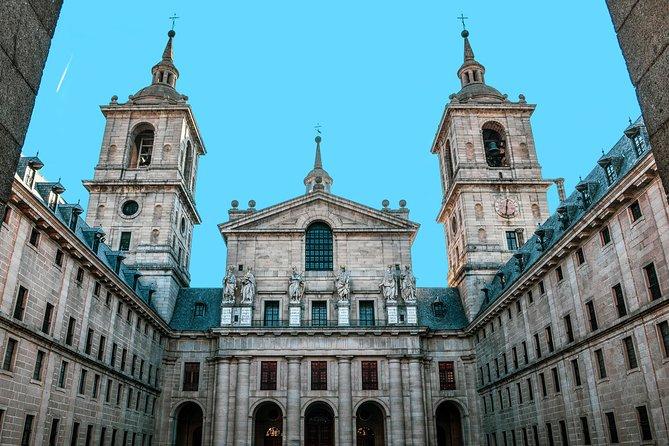 Real Monasterio de El Escorial, Madrid, ESPAÑA