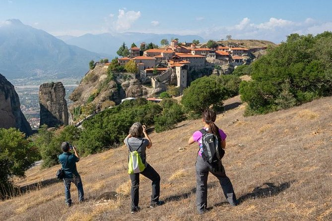 Hidden Trails of Meteora-Hiking, Meteora, GRECIA